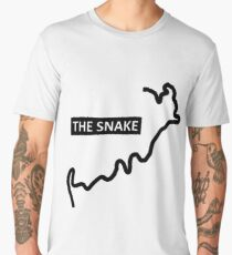 Mulholland The Snake Men's Premium T-Shirt