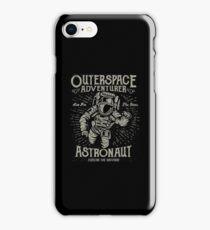 Astronaut Retro Vintage iPhone Case/Skin