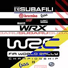 Subaru Rally 555 by roccoyou