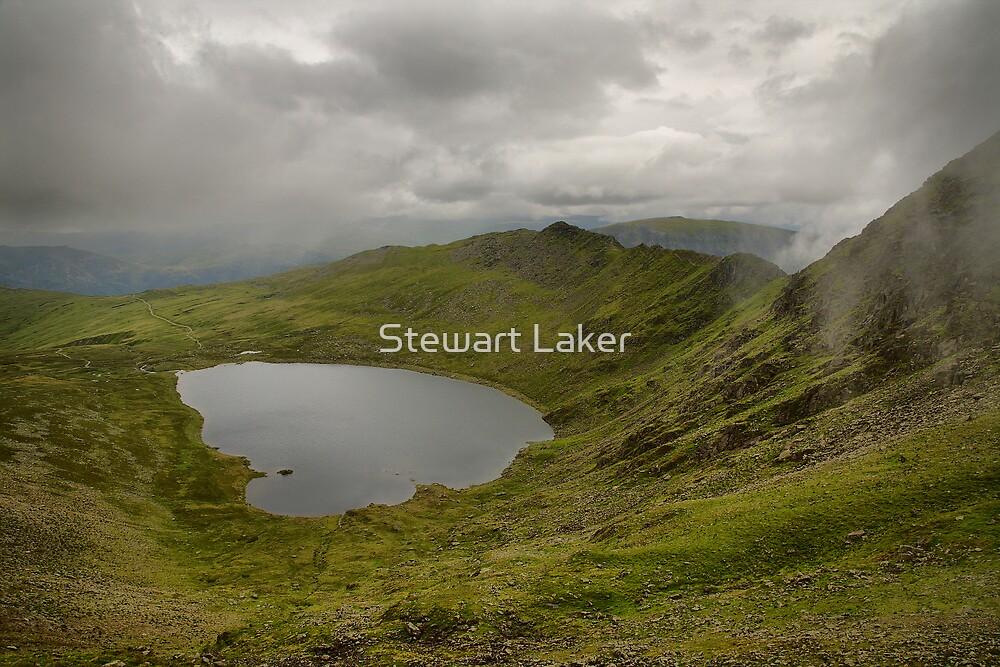 Helvellyn 3  by Stewart Laker
