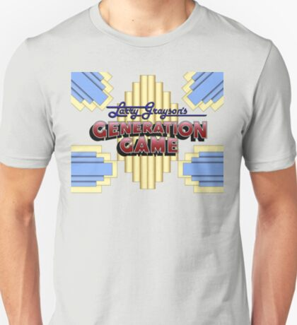 NDVH Larry Grayson's Generation Game T-Shirt
