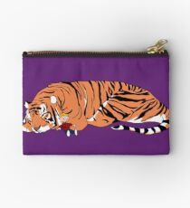 Hobbes and Calvin logo Studio Pouch