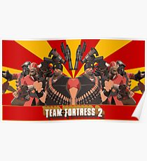 Team Fortress 2 Poster Poster