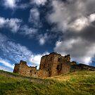 Tynemouth Priory by Alan Watt
