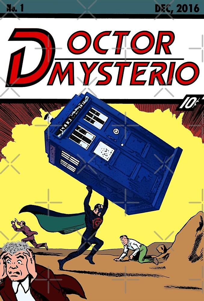 Doctor Mysterio Comics!  by kryten4k