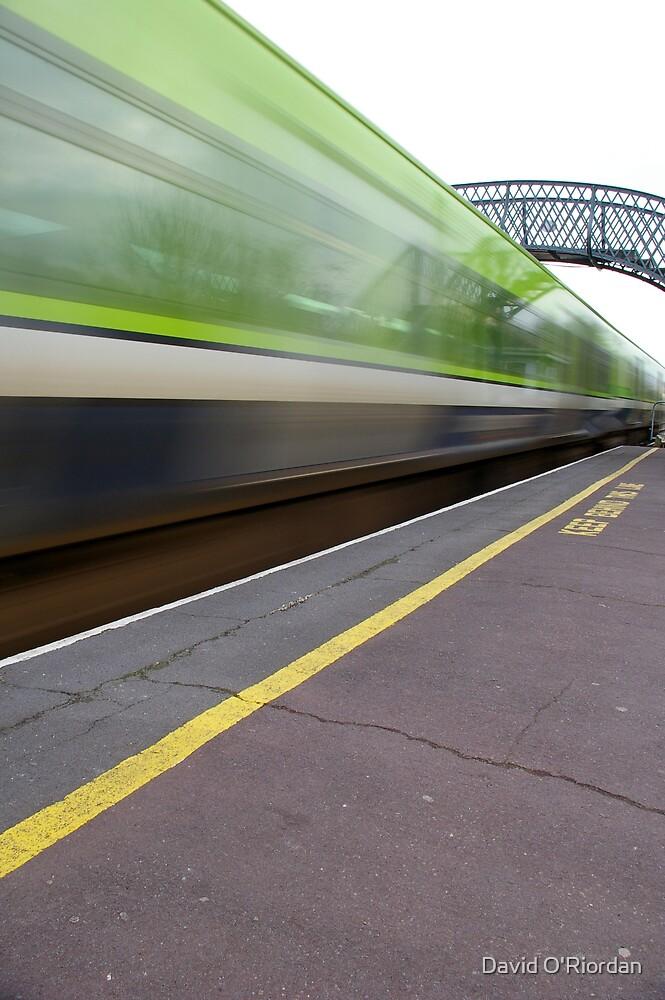 Train by David O'Riordan