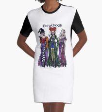 Hocus Pocus Graphic T-Shirt Dress