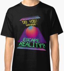 Vaporwave 002 Classic T-Shirt