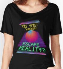 Vaporwave 002 Women's Relaxed Fit T-Shirt