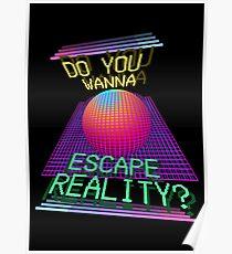 Vaporwave 002 Poster