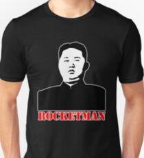 Rocket Man Kim jong Un T-Shirt