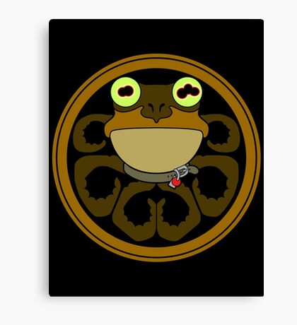 Hail Hypno Canvas Print