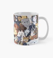 Pupper Party Classic Mug