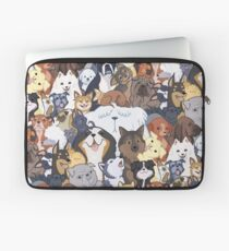 Pupper Party Laptop Sleeve