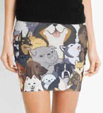 Pupper Party Mini Skirt