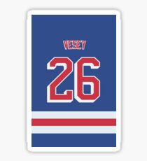Jimmy Vesey #26 Sticker