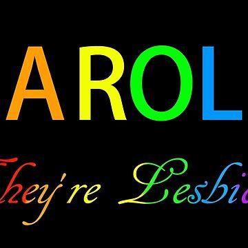 Harold, they're lesbians by TempusVernum