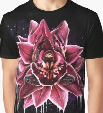 STAR ORCHID Graphic T-Shirt
