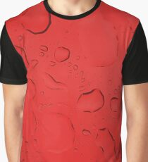 Molten Red Graphic T-Shirt