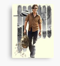 American Made Movie Canvas Print