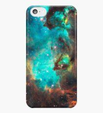Green Galaxy iPhone 5c Case