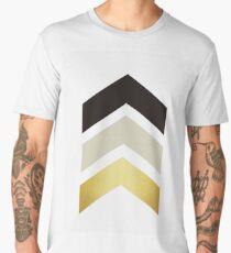 Arrows with gold Men's Premium T-Shirt