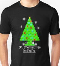 Oh Chemist Tree Unisex T-Shirt