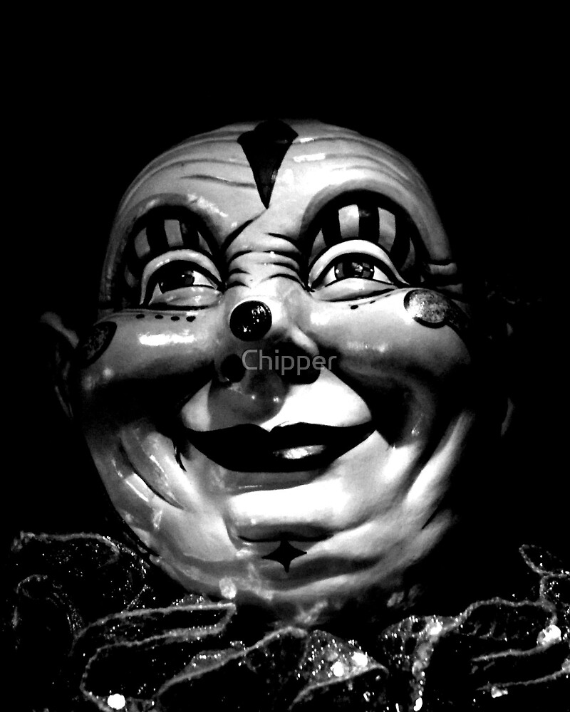 The Clown by Chipper