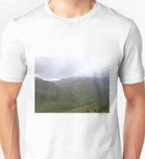 Snowdonia Through The Rain T-Shirt