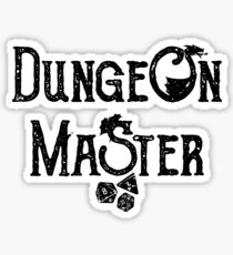 Dungeon Master Sticker
