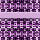 Purple Passion Design by Joy Watson