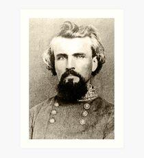Civil War Hero Art Print
