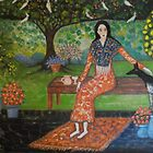 The Loquat Tree by catherine walker