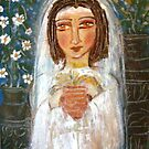 """"""" First Holy communion"""" by catherine walker"""