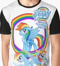 rainbow dash is best pony Graphic T-Shirt