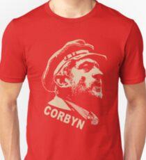 JEREMY CORBYN LENIN STYLE SOVIET PRINT- Cool Socialist print  T-Shirt
