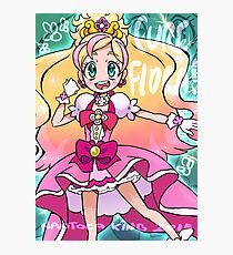Magical Girl Collection #16 - Flora Photographic Print