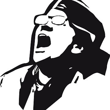 Liberal/Democrat REE screaming Che Guevara style HD HIGH QUALITY ONLINE STORE by iresist