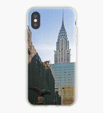 NYC-Crysler Building iPhone Case