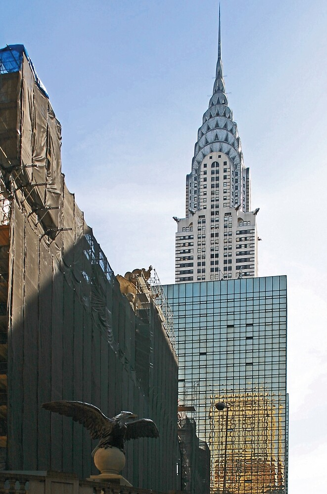 NYC-Crysler Building by Hell-Prints