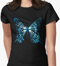 Fringe Butterfly Women's Fitted T-Shirt
