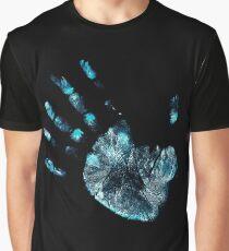 Fringe Hand Graphic T-Shirt