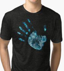 Fringe Hand Tri-blend T-Shirt