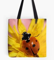 Coccinellidae Tote Bag