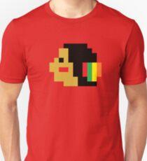 8-Bit Chicago Unisex T-Shirt