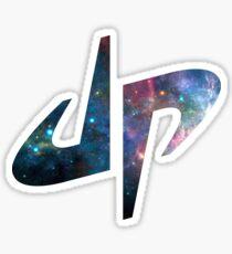 Dude Perfect Logo DP Sticker