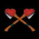 Warriors of Love by Denis Marsili