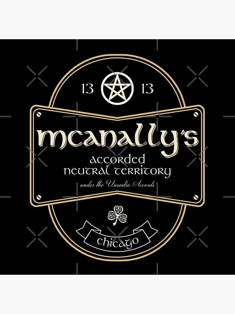 McAnally's Pub by fanartdesigns