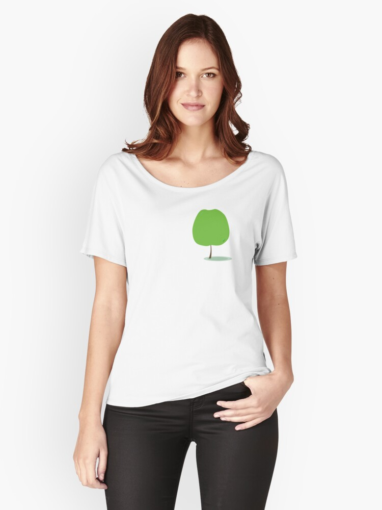 My Apple Tree Women's Relaxed Fit T-Shirt Front