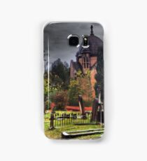 By The Warmth Of Your Grave Samsung Galaxy Case/Skin